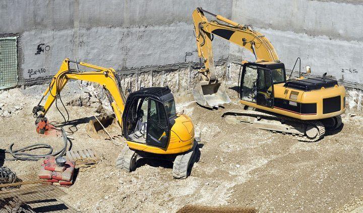 Construction Site CCTV