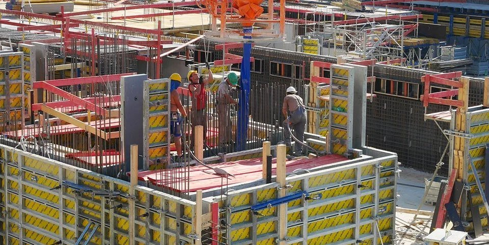 Health and Safety on building site