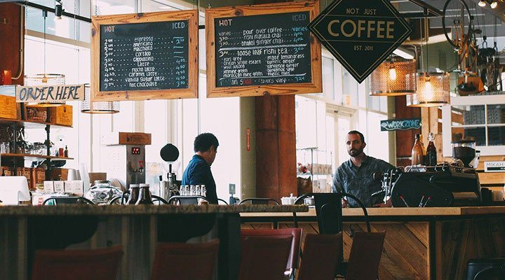 CCTV For Cafes