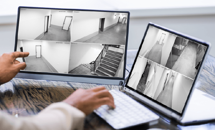 Remote Viewing CCTV Systems